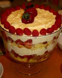 angel lush trifle